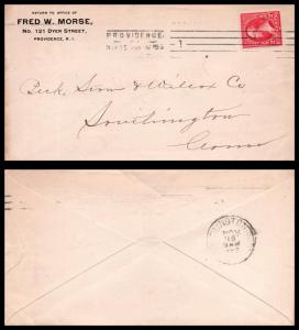 Goldpath: US Cover 1899. Providence, R.I. _CV16_P1