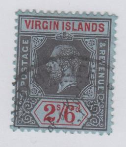 BRITISH VIRGIN ISLANDS 45 * NO FAULTS  VERY FINE!