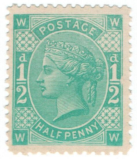 (I.B) Cinderella : Perkins Bacon & Co Ltd - Die Proof/Essay ½d (1880)