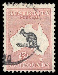 AUSTRALIA 129  Used (ID # 89739)
