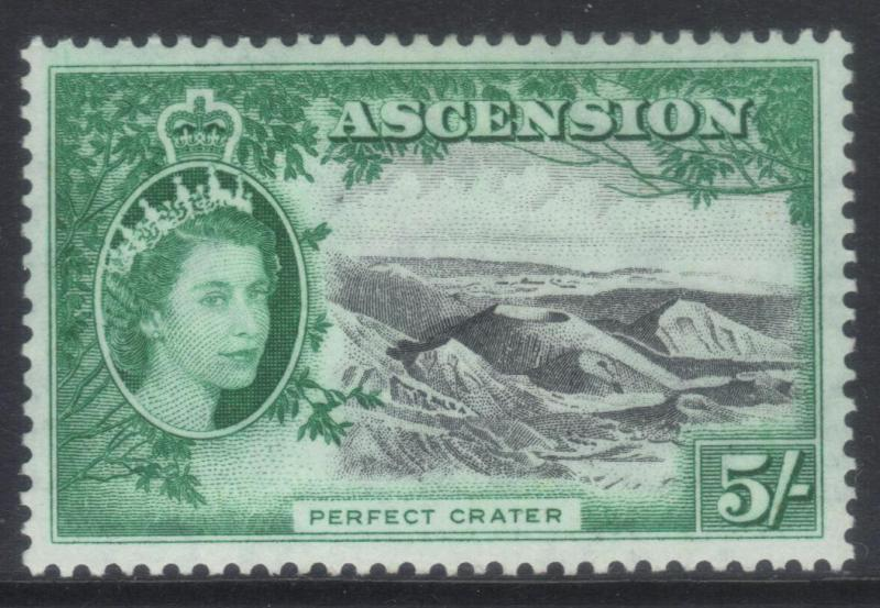 ASCENSION 1956 DEFINS SG68 MH CAT £40