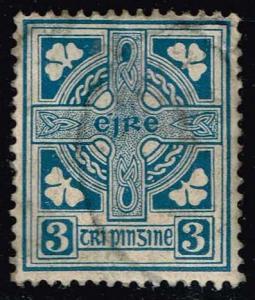 Ireland #111 Celtic Cross; Used (1.40)