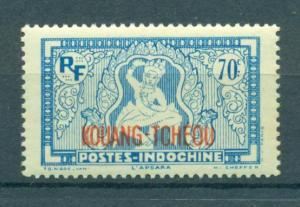 French Offices in China Kwangchowan sc# 129 mnh cat value $1.00