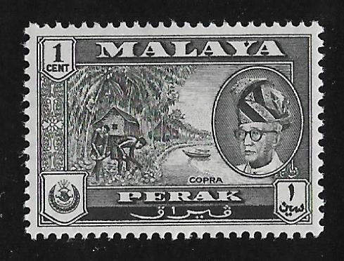127,Mint Malaya - Perak
