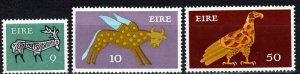 Ireland #354-5, 358  MNH CV $6.00 (X7161)