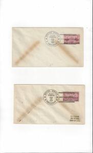 US Navy USS Fairfax DD 93, FDC US Navy Stamp