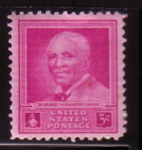 US#953 3c George Washington Carver (MNH) CV $0.30