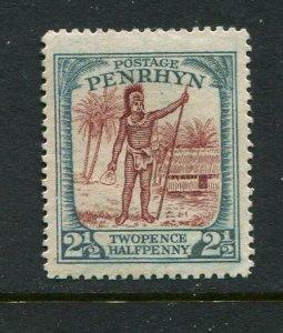 Penrhyn Island #31 Mint