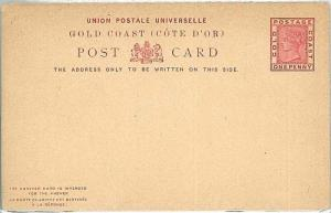 GOLD COAST -  POSTAL STATIONERY