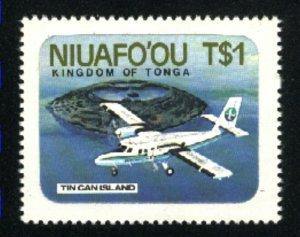 Tonga- Niuafo'ou 2  Mint NH VF 1983 PD