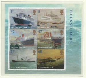 Great Britain   MNH  SC 2207a