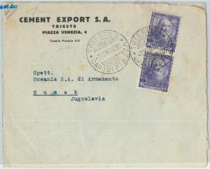 67300 - ITALY - Postal History - COVER - LEONARDO da VINCI  stamps on COVER 1938