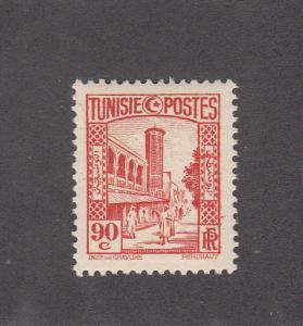 Tunisia Scott #134 MH