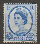Great Britain SG 576a  Used  Deep  Utramarine