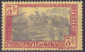 Monaco #90 F-VF Unused CV $22.50 (Z4329)