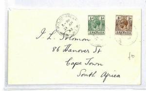 CS258 Grenada 1932 Cover {samwells-covers}