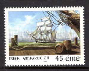 Ireland 1168 Sailing Ship MNH VF