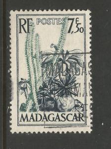 MADAGASCAR/MALAGASY 287 VFU Z4565-3