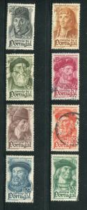 Portugal #642-9 Used Accepting Best Offer