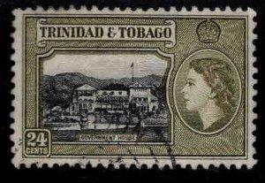Trinidad & Tobago Scott 80 Used