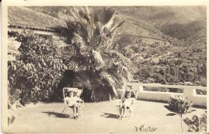 Haiti #C55 x 2 on Post Card - Hotel La Citadelle 1952