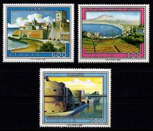Italy 1983/1985 Tourist Publicity various denominations [Mint]