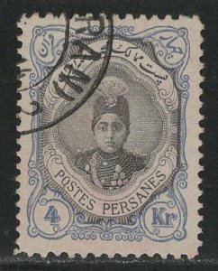 Iran/Persia Scott # 496, used