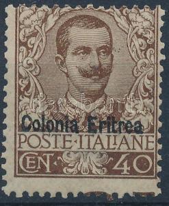 Italian Eritrea stamp Without gum 1903 Mi 25 WS152538