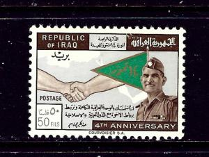 Iraq 301 MNH 1962 issue
