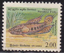 Sri Lanka 978 USED
