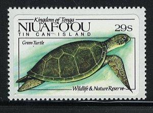 Tonga Niuafo'ou Scott 42 MNH!