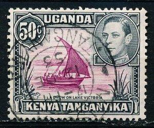 Kenya Uganda & Tanzania #79 Single Used