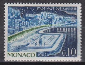 Monaco #505 F-VF Unused (ST645)