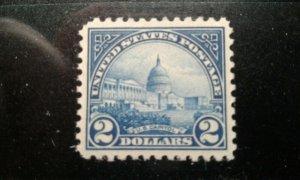 US #572 MNH e197.4803