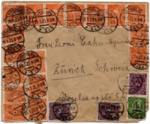 GERMANY- Cover - See Scans for Full Details V41033