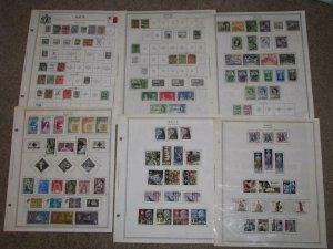 MALTA COLLECTION-1860`S TO 1970`S, USED AND UNUSED