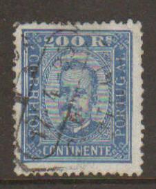 Portugal #77 Used