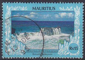 MAURITIUS [1991] MiNr 0729 Y I ( O/used ) Landschaft