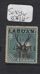 LABUAN (P1303B)  2C DEER JUBILEE  SG 84   MNG