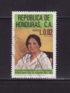 Honduras C695 U Visitacion Padilla (D)