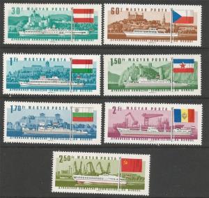 HUNGARY 1828-34 MNH SHIPS Z1839