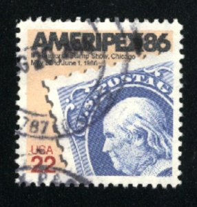 USA 2145  u VF  1985 PD