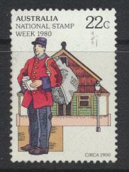 Australia SG 753 - Used