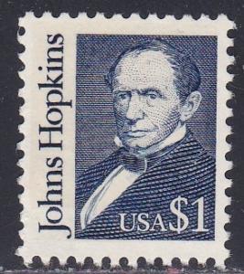 U.S. # 2194, John Hopkins, used, 1/2 Cat.