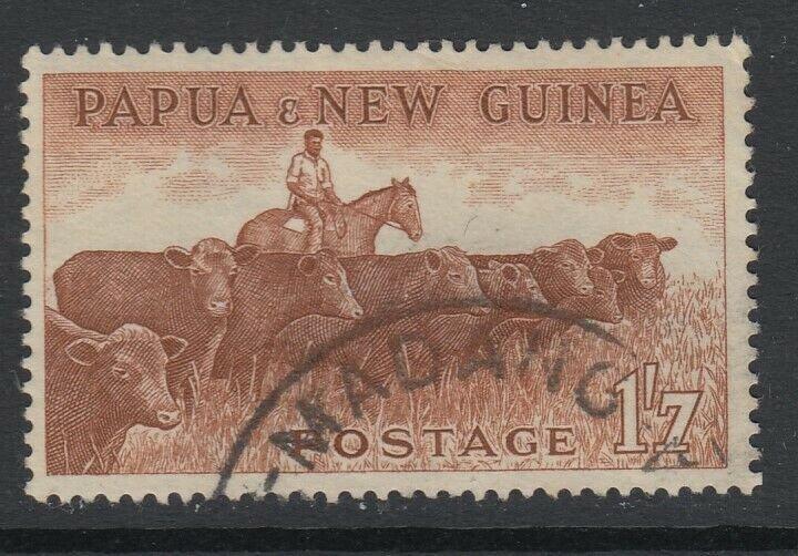 Papua New Guinea, Scott 144 (SG 22), used