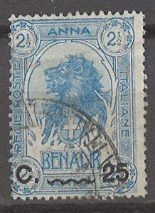COLLECTION LOT # 2999 SOMALIA #14 1906 CV=$14