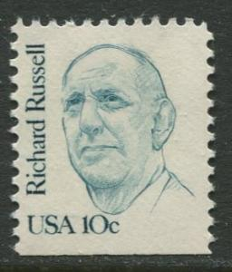 USA - Scott 1853 - Great Americans -1980- MNG - Single 10c Stamp