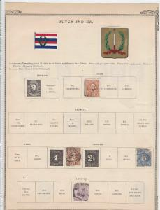 Dutch Indies Stamps Ref 14620