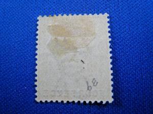 BAHAMAS SCOTT #39 - 1902  VF/MH     (apsB24)