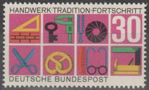 Germany #981 MNH F-VF (ST2504)